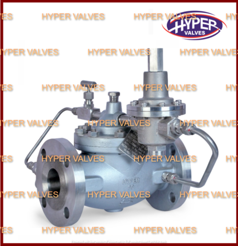 Modulating Pressure reducing valve