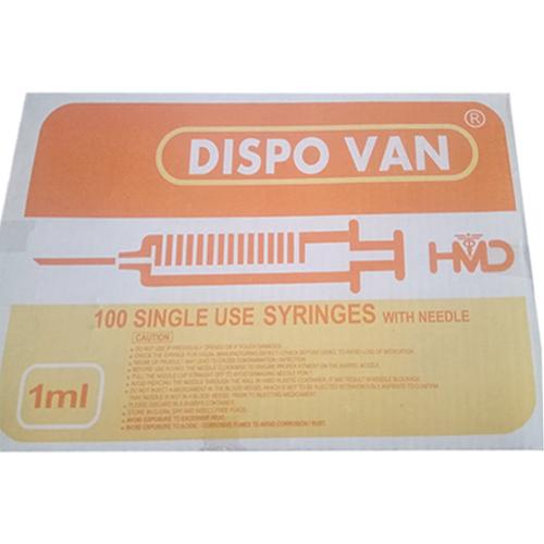 1ml Needle medical Syringe