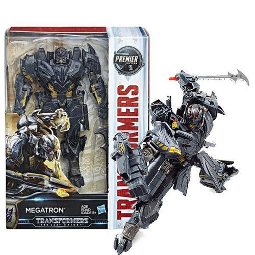 Transformers Hasbro Last Knight Premier Edition Voyager Megatron NEW