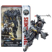 Transformers Hasbro Last Knight Premier Edition Voyager Megatron NEW