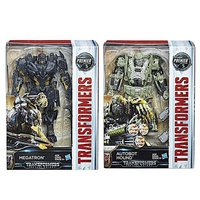 Transformers Hasbro Last Knight Premier Edition Voyager Hound & Megatron
