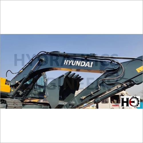 Hyundai Rock Breaker Pipe line Kit