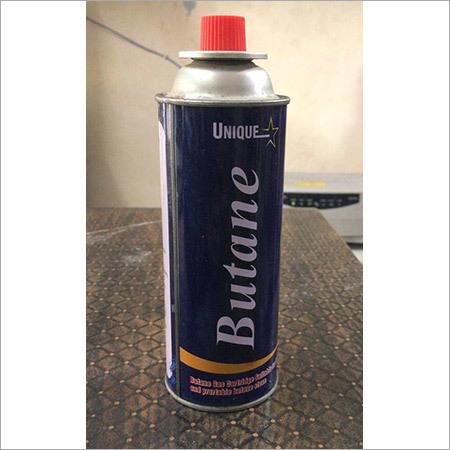 Butane Gas Cartridge Spray