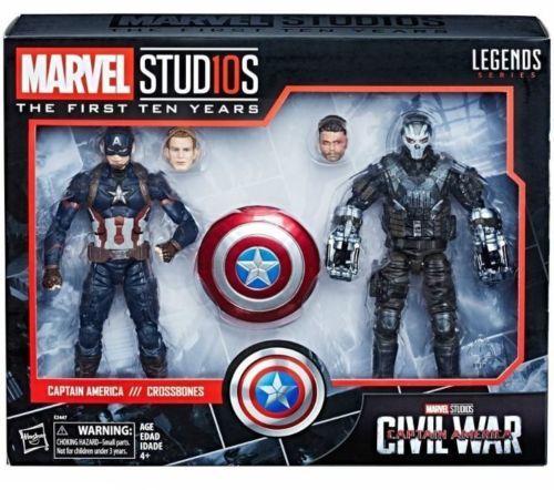 Marvel Legends  Captain America Crossbones