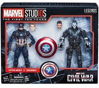 Marvel Legends  Captain America Crossbones