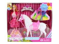 Belle & horse set