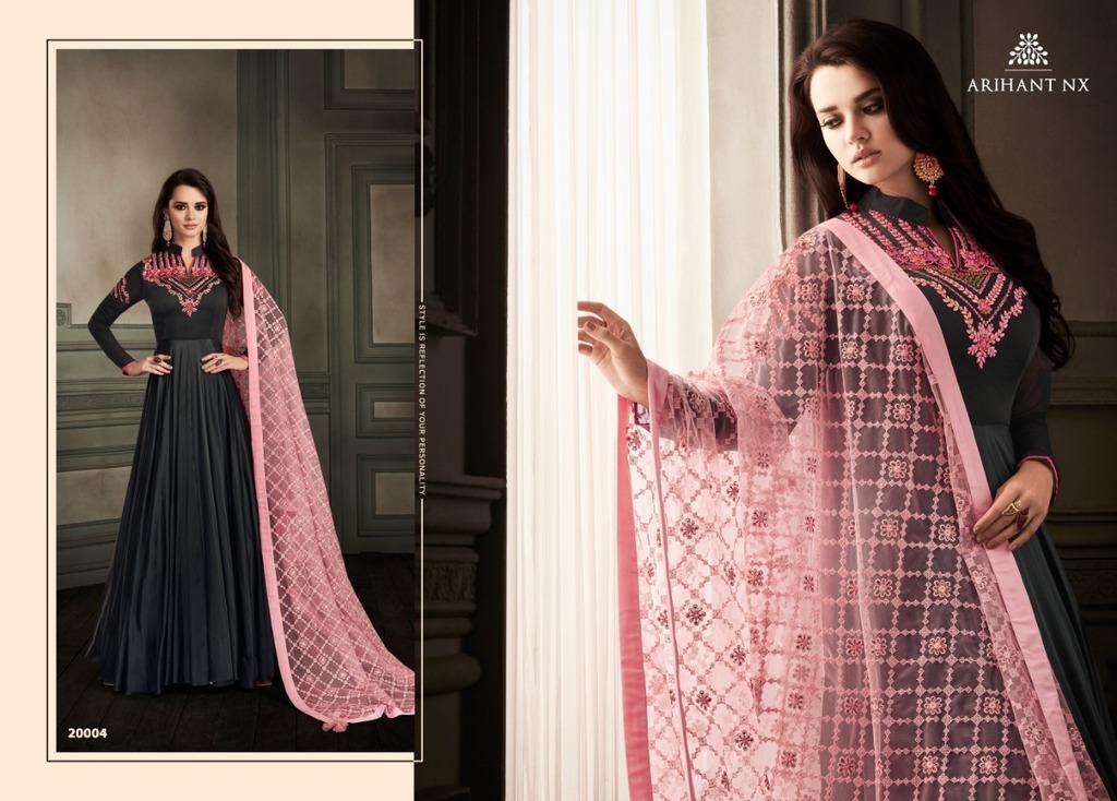 Designer Anarkali Georgette Suits