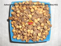 Rosted Chana Gram Daliya With Skin Salted