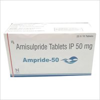 Amisulpride 50 Tablet