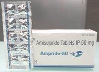 Amisulpride 50 Tablet