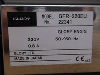 Glory GFR-220EU Note Counting Machine