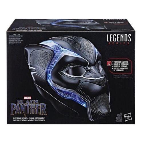 Hasbro Marvel Legends Black Panther Electronic Helmet