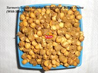 Rosted Chana Gram Daliya With Skin Turmeric Salted