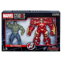 Hasbro Marvel Legends Avengers Hulk & Hulkbuster sets