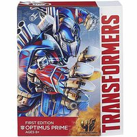 Hasbro Transformers last Knight Optimus Prime Leader