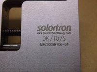 Solartron Metrology Orbit DK/10/S, 973008, 008B706304, M973008B706-04 Precision Linear Movement Sensor