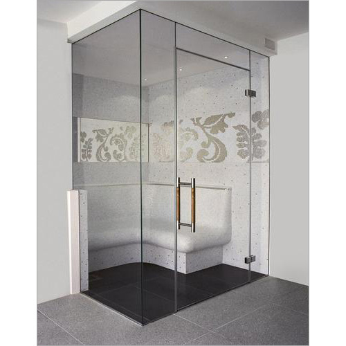 Glass Steam Room