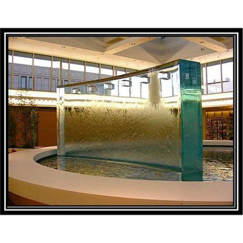 Water Curtain in Malls