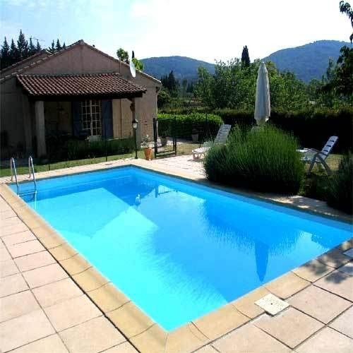 Swimming Pool in Bungalow