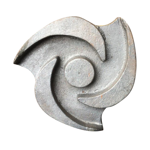 Cast Iron Graded Casting