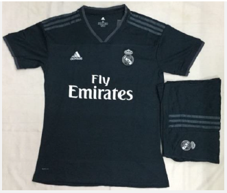 6a8218272 Real Madrid Football Jersey set
