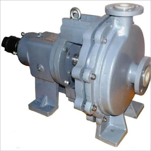 PVDF Centrifugal Process Pump