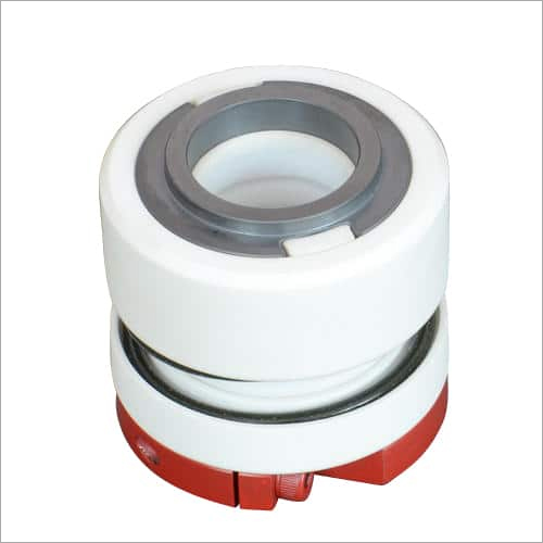 PTFE Coated Single Spring Seal