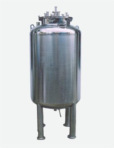 Non Jacketed Storage Tank