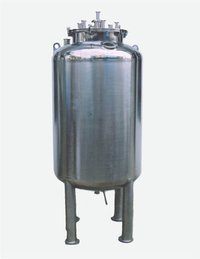 Non Jacketed Storage Tank