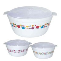 Microwave Safe Plastic Bowl Printed 2000