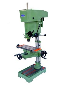 Pillar Drilling cum Milling Machine