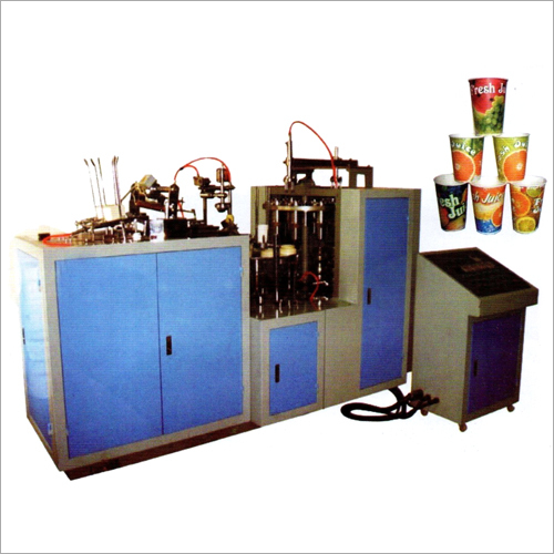 Paper Cup & Glass Forming Machine