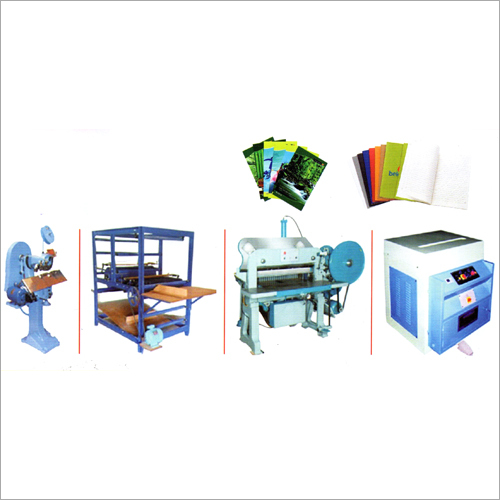 Note Book Making Machine
