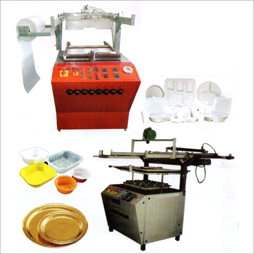 Disposalbe Fiber Dona Plate Machine
