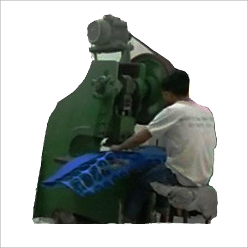 Sole Cutting Machine Power Operated