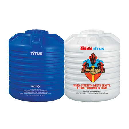 Home Water Tank
