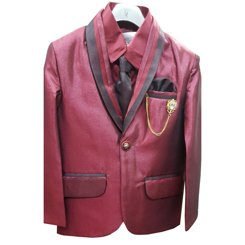 Boys Modern Coat Suits