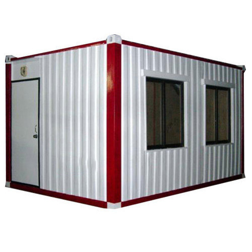 Steel Portable Office Cabin