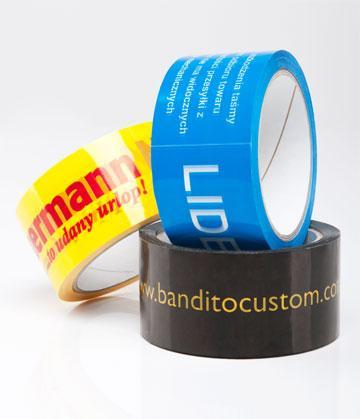 BOPP Self Adhesive Printed Tapes