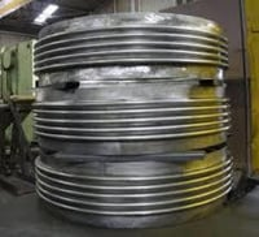 Metal Exhaust Bellows