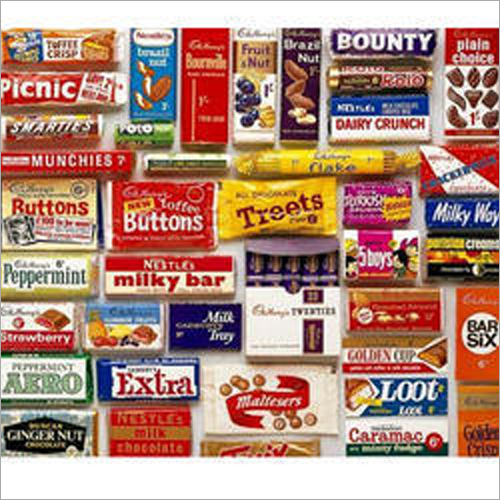 Confectionery Packaging Material Confectionery Wrappers