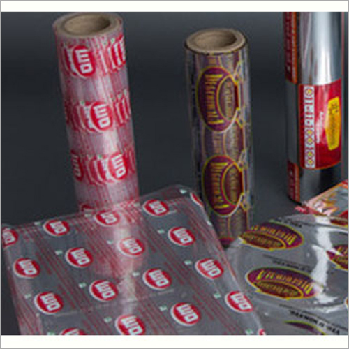 Laminated Top Sealing Roll