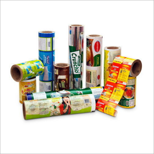 Paper Pouches and Laminated Rolls
