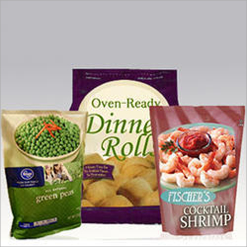 Pouches For Frozen Food