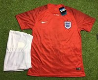Football Jersey England France Home Away