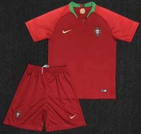 Football Jersey Portugal Home Away Third