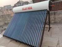 ETC Solar Water Heaters