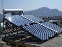 FPC Solar Water Heater Systems