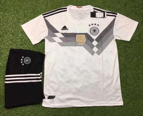Football Jersey Germany Home Away