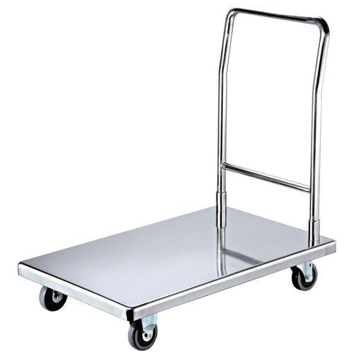 Flat Pack Platform Trolley